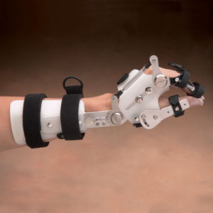 Talon wrist-driven wrist-hand orthosis.