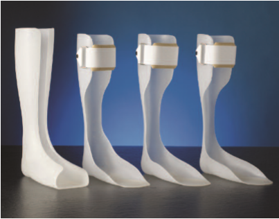 New Day Dawning in Orthosis Fabrication With 'Pre-preg' AFOs – Stronger, Lighter,  Dynamic Braces
